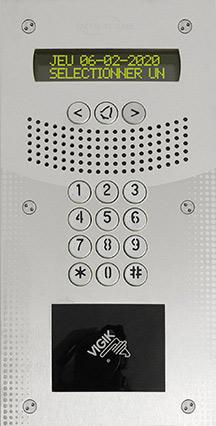 Intratone V4 GSM Videodørtelefon