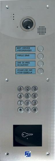 Intratone DINA GSM dørtelefon