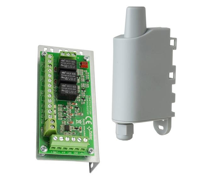 Alarmprint og strømvagt til strømforsyninger