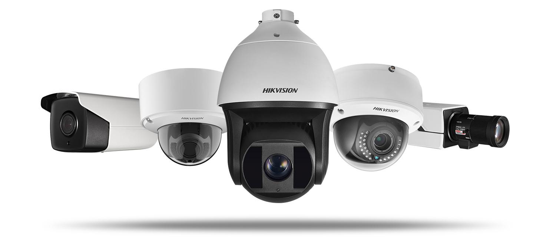Hikvision overvågning